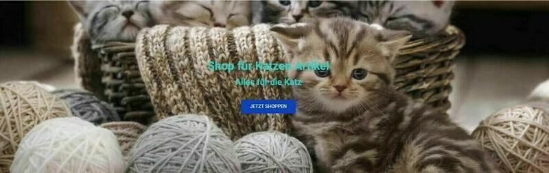 Neu Shop für Katzenartikel - 979 Artikel - Wordpress Amazon Affiliate Neu