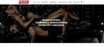 Neu Webprojekt über Fitness Artikel|Amazon Affiliate Webseite|2488 Produkte online Neu