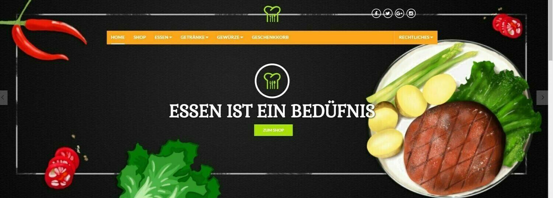 Ganz NEU-Food Shop-1632 Artikel-Wordpress Amazon Affiliate Shop- NEU
