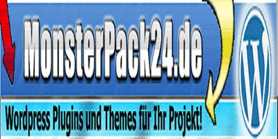MonsterPack Ihr MonsterPack für eine perfekte Wordpress Site