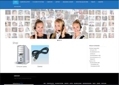 Neu  Amazon Affiliate Shop ( PC-SHOP) Neu