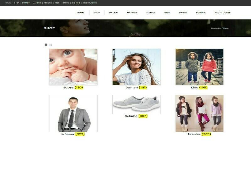 Verkaufs Shop mit 10 Artikeln /Skripten Ihrer Wahl Fix und Feritg eingerichtet
