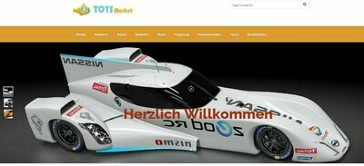 Webshop für Ferngesteuertes Spielzeug  - Amazon- Affiliate - Shop- Wordpress-674 Artikel- Online