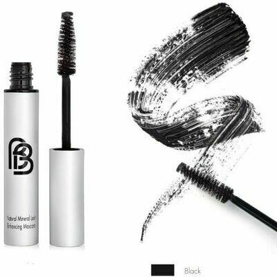 Barefaced Beauty - Mineral Mascara Black