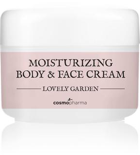 Cosmopharma Sweden - Moisturizing Body & Face Cream Lovely Garden