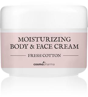 Cosmopharma Sweden - Moisturizing Body & Face Cream Fresh Cotton