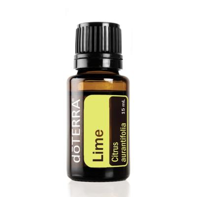DO TERRA - LIME (Citrus aurantifolia/Limetti) 15 ml
