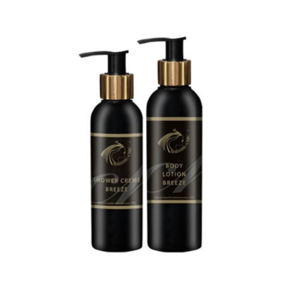 MADAME CHIC - SHOWER CREME + BODY LOTION BREEZE