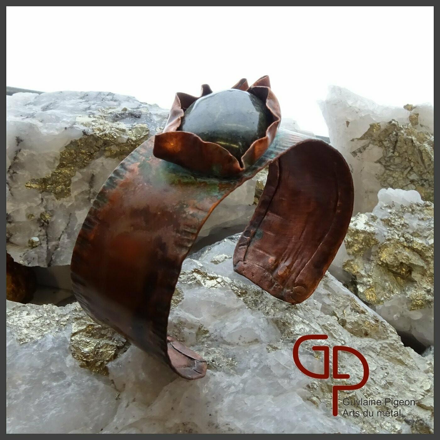Bracelet cuivre #5