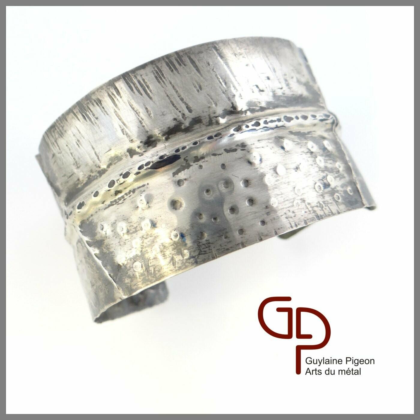 Bracelet en argent #1