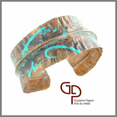 Bracelet cuivre #2