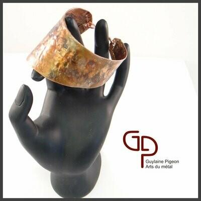 Bracelet cuivre #6