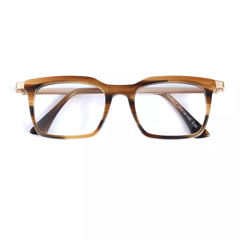 Platek optical frame