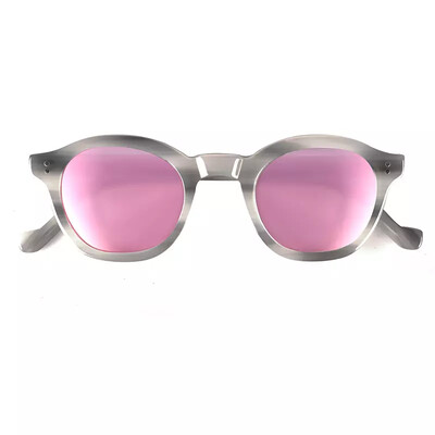 Donegal sunglasses with mirrored lenses
