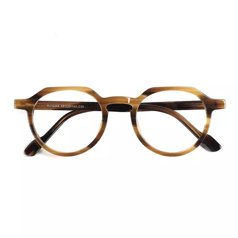 Mazzucchelli optical frame
