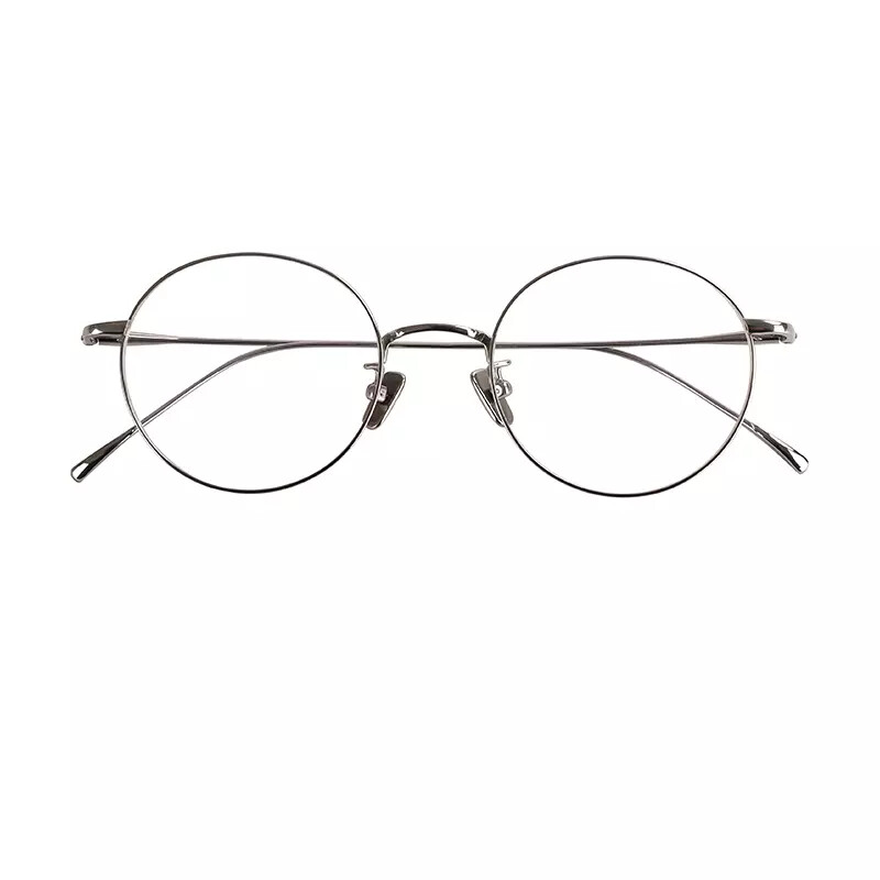 Ultra-light titanium optical frame
