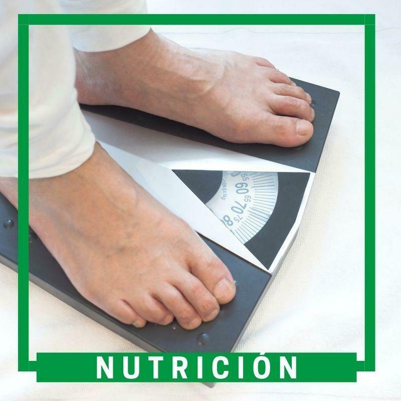 Nutrición, alimentación y control de peso