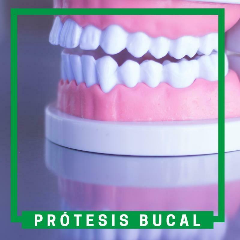 Prótesis bucal