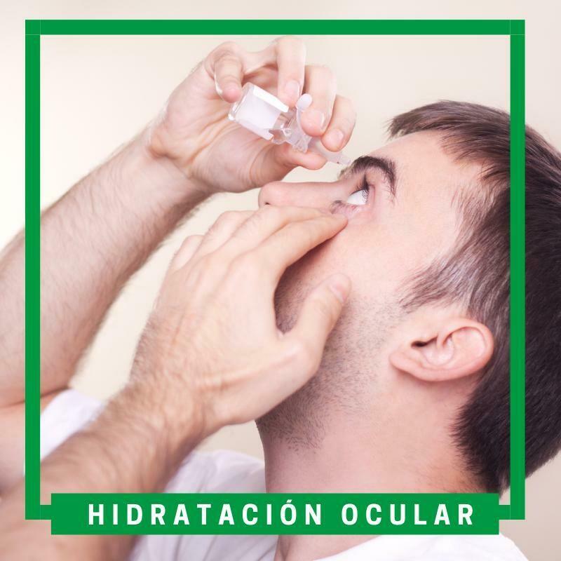 Hidratación ocular