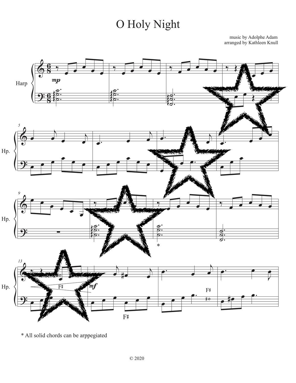O Holy Night Sheet Music