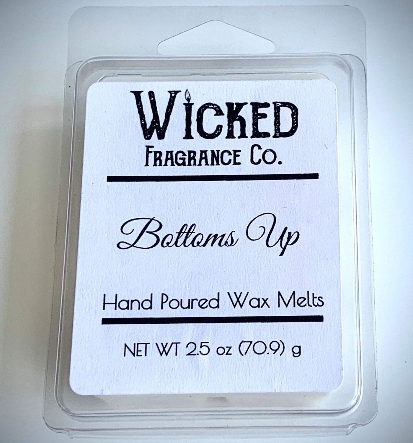 Bottoms Up Wax Melts