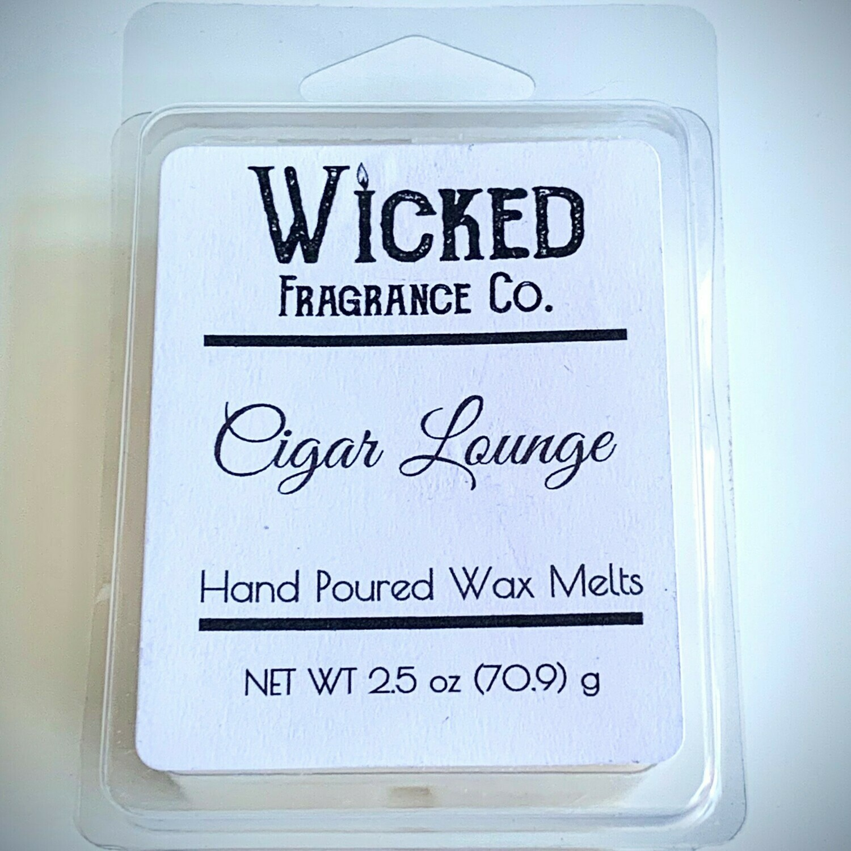 Cigar Lounge Wax Melts