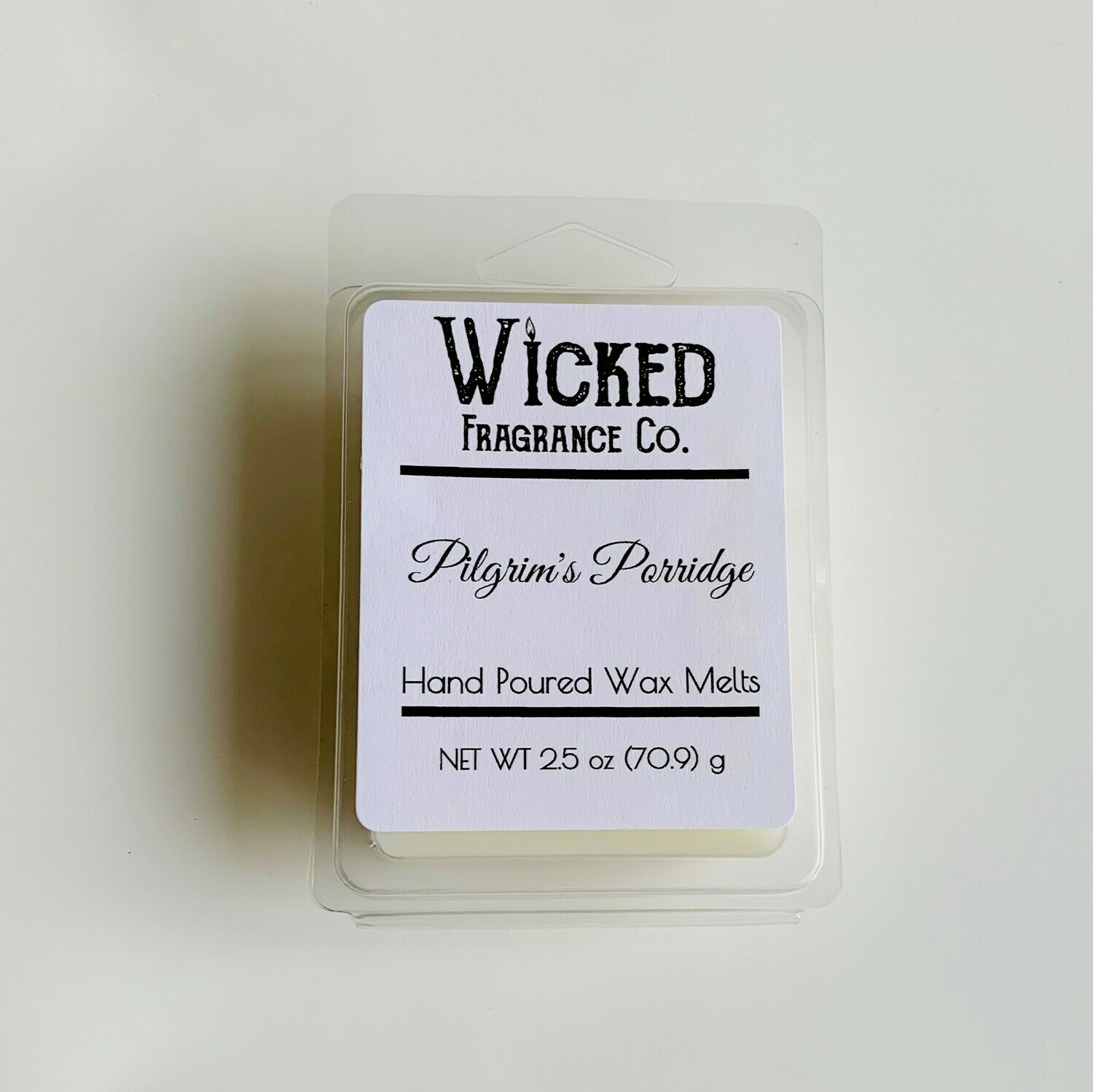 Pilgrim's Porridge Wax Melts