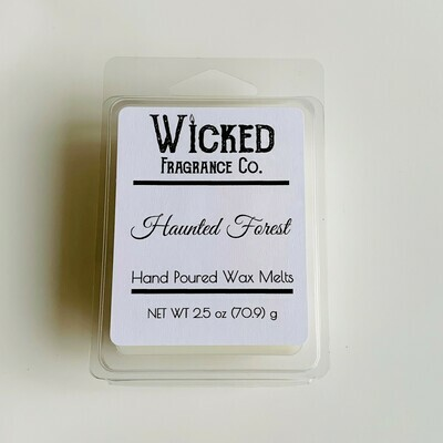 Haunted Forest Wax Melts