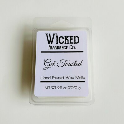 Get Toasted Wax Melts