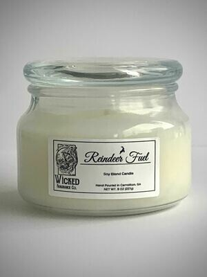 Reindeer Fuel Candle Small