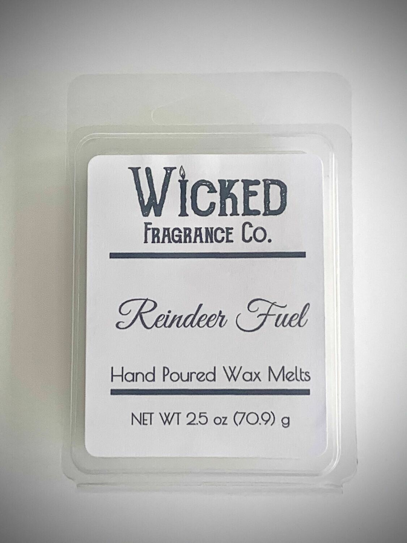 Reindeer Fuel Wax Melts