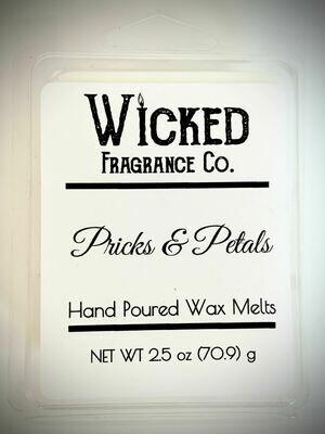 Pricks & Petals Wax Melts
