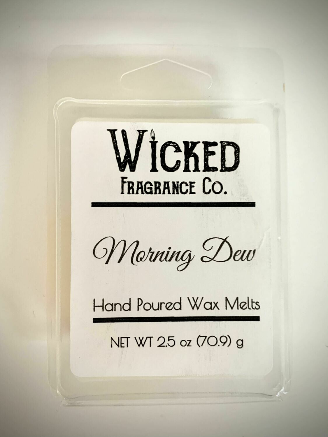 Morning Dew Wax Melts