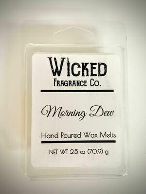 Morning Dew Wax Melts