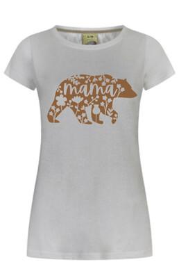 Mamma Bear T shirt