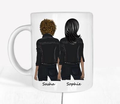 Create Your Own Best Friends Mug