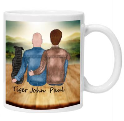 Build a Couple Mug