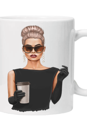Glamsquad - Glammed up Out and About Mug