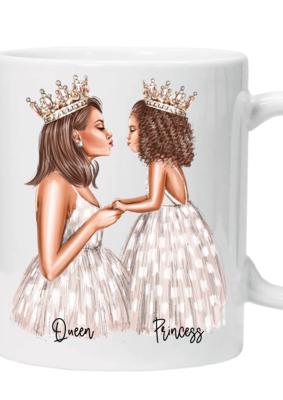 Glamsquad - Queen & Princess Mug