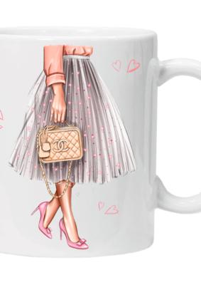 Glamsquad - Fashion Lady Mug