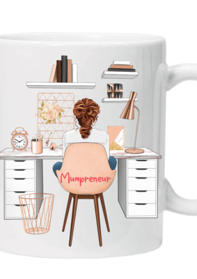 Glamsquad -  Mompreneur Mug