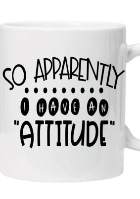 Attitude Mug