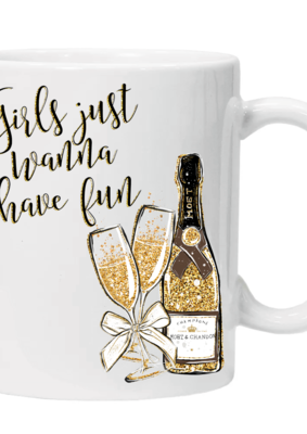 Glamsquad - Girls just want to have fun Mugs