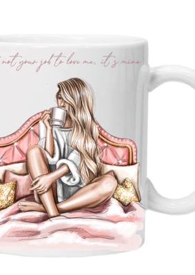 Glamsquad - Self Worth Mug