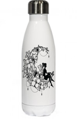 Fairy In The Moon Thermal Bottle