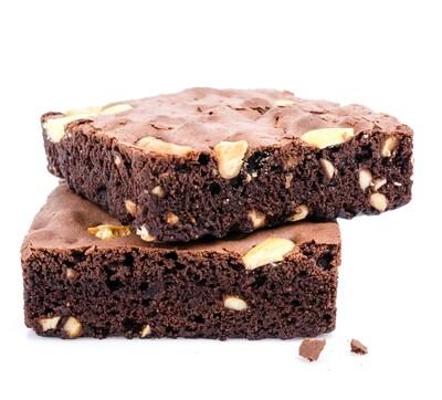 Hjemmebagt chokoladekage