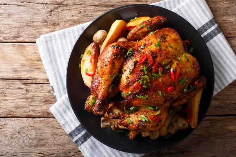 Mandag's kylling