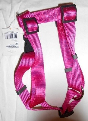 Paw Culture Dog Harness Pink Extra Large  Walking Harness