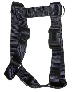 Paw Culture Dog Walking Harness Black Extra Large