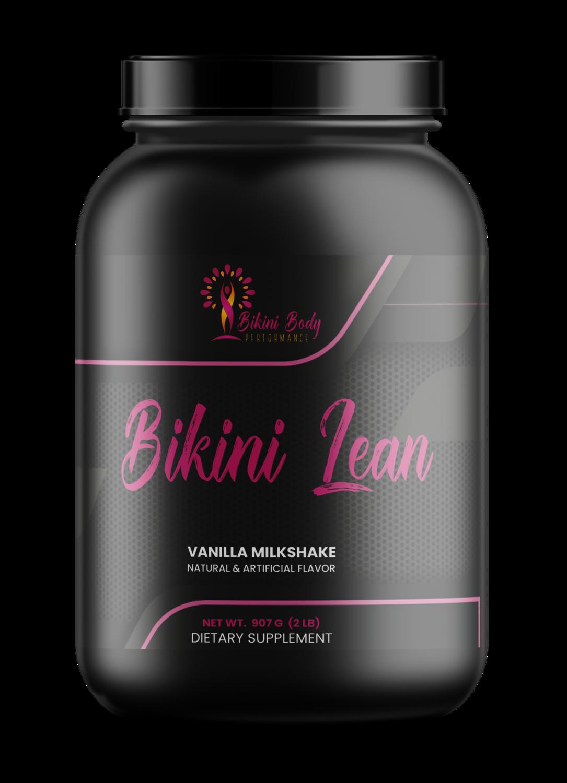 Bikini Lean Whey Protein Isolate Vanilla